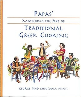 Papas' Mastering the Art of Traditional Greek Cooking